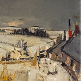 Snow Joan Eardley Christmas Card Pack (10 cards), National Galleries of Scotland - CultureLabel - 2