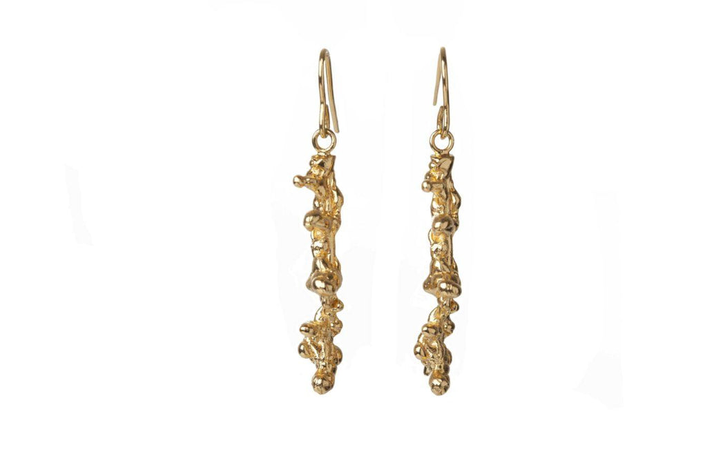 Spine Drop Earrings, Lenique Louis - CultureLabel - 1