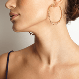 Spine Hoop Earrings, Lenique Louis - CultureLabel - 4
