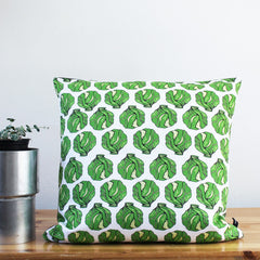 Christmas Sprout Cushion, Martha & Hepsie