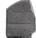 Rosetta Stone Bookend, The British Museum - CultureLabel - 2