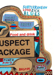 Suspect Package, David Shillinglaw Alternate View