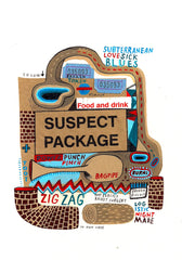 Suspect Package, David Shillinglaw