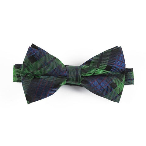 National Galleries of Scotland Tartan Silk Bow Tie, National Galleries of Scotland