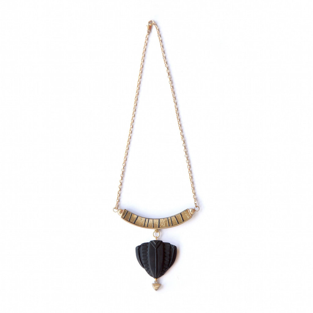 Temple Dome Necklace, Rosita Bonita - CultureLabel - 1