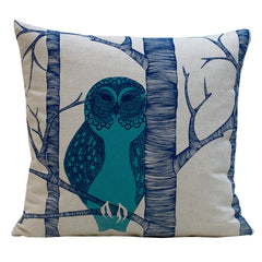 Owl Cushion, Camilla Meijer
