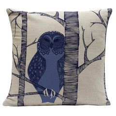 Owl Cushion, Camilla Meijer Alternate View