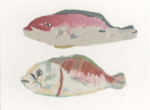 Two Snapper, Elizabeth Blackadder