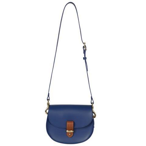 Victoria Blue Cross Body Bag, N'Damus - CultureLabel - 1