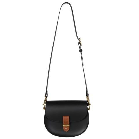 Victoria Black Cross Body Bag, N