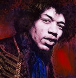 Jimi – Midnight Red, 45 RPM