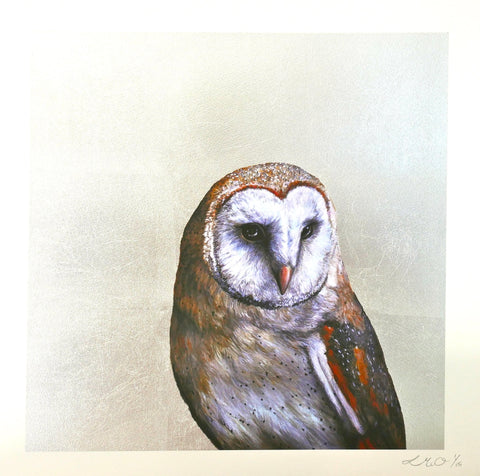 Spirit of the Night - Silver Edition, Louise McNaught - CultureLabel