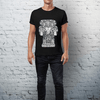 CultureLabel Collective: Sculpture of the Goddess T-Shirt (Black) - CultureLabel - 2