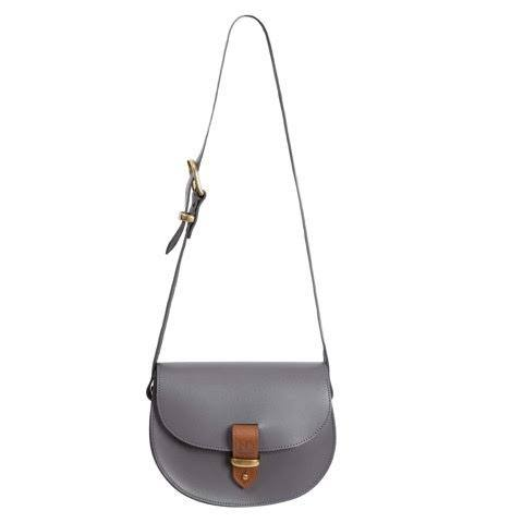 Victoria Grey Cross Body Bag, N