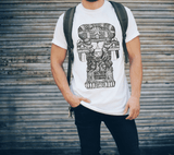 CultureLabel Collective: Sculpture of the Goddess T-Shirt (White) - CultureLabel - 2