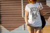 CultureLabel Collective: Sculpture of the Goddess T-Shirt (White) - CultureLabel - 3