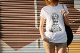 CultureLabel Collective: Statue Of The Goddess T-Shirt - CultureLabel - 4