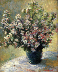 Monet Vase of Flowers Scarf, The Courtauld Gallery Alternate View