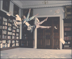 Emily Falling in the Library (Memoirs), Vikram Kushwah