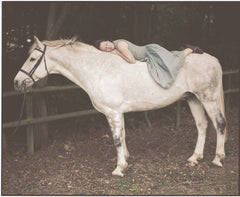 Emily and the White Horse (Memoirs), Vikram Kushwah