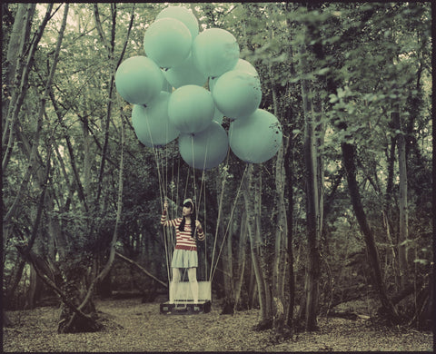 Elizabeth and the Blue Balloons (Memoirs), Vikram Kushwah - CultureLabel