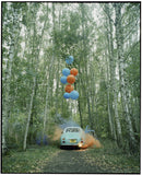 The Twins & the Green Car - 1, Vikram Kushwah - CultureLabel