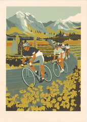 Vineyard Cyclists, Eliza Southwood