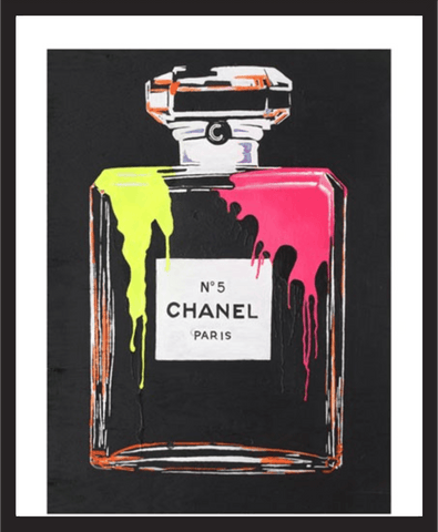 Neon Chanel No.5, Louis-Nicolas Darbon Alternate View
