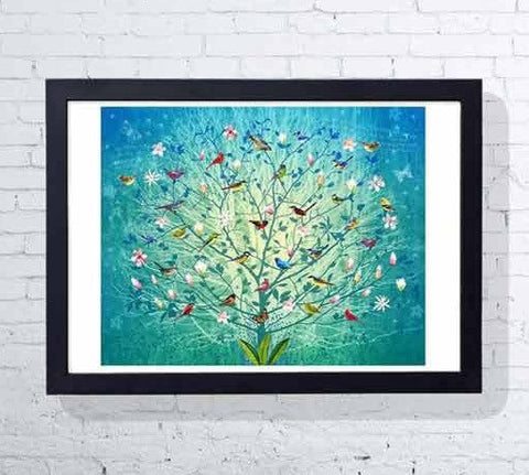 The Singing Tree (Framed), East End Prints - CultureLabel