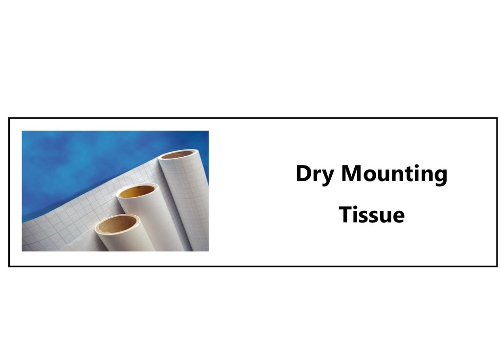 Dry Mount Tissue Pricing