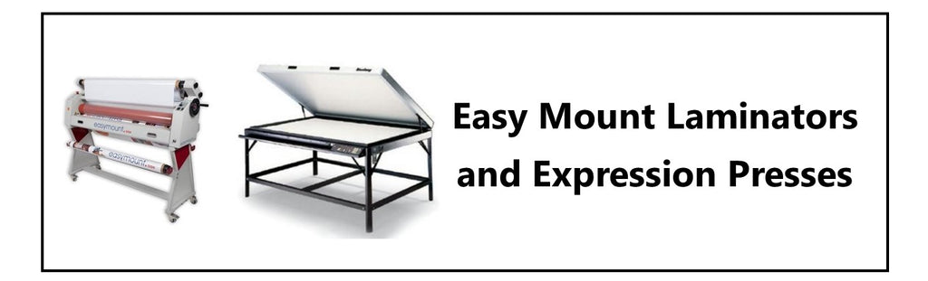 EasyMount Laminator Expression Vacuum Press, Dry Mount Press