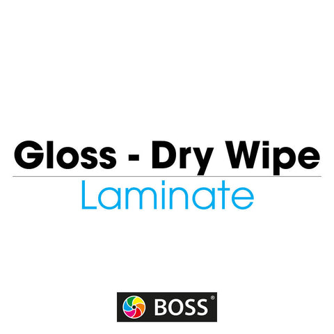 Gloss - Dry Wipe (Cold) - mountingsubstrates.com