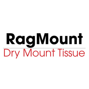 RagMount - Dry Mounting Tissue (heat activated) - mountingsubstrates.com