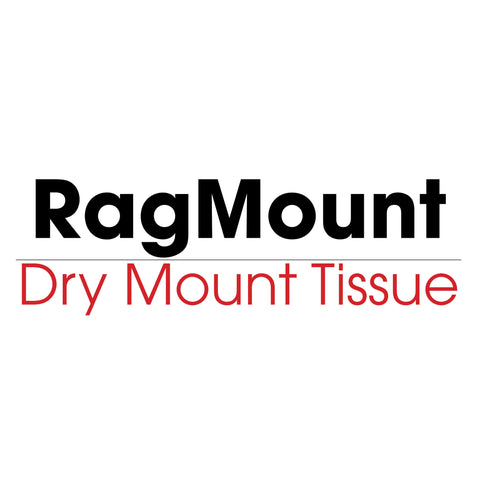 RagMount - Dry Mount Tissue (heat activated) - mountingsubstrates.com