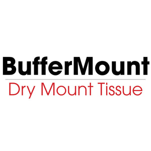 BufferMount - Dry Mount Tissue (heat activated) - mountingsubstrates.com