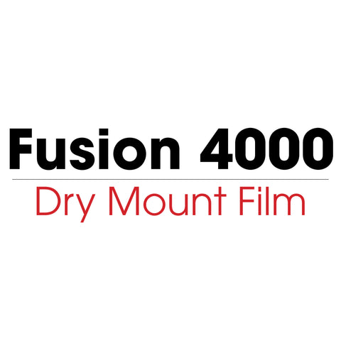 Fusion 4000 - Dry Mount Film (heat activated) - mountingsubstrates.com