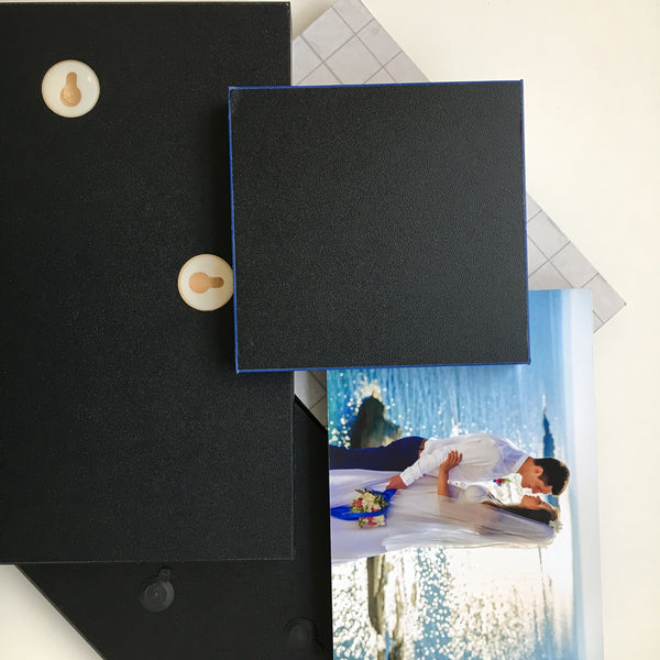 Photo Blocks 18mm - Square - mountingsubstrates.com