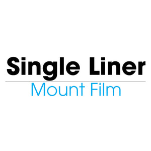Single Liner Mount Film (cold) - mountingsubstrates.com
