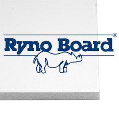 Ryno Foam Board 5mm - White - mountingsubstrates.com