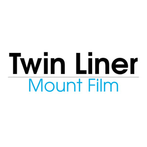 Twin Liner Mount Film (cold) - mountingsubstrates.com