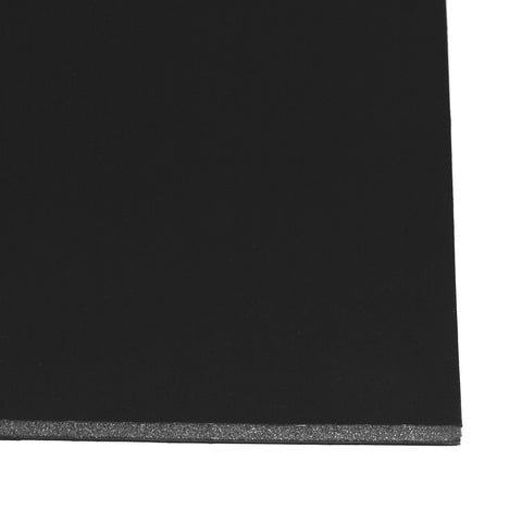 Foam Centred Board 5mm - Black - mountingsubstrates.com