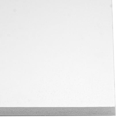 Foam Centred Board 3mm - White - mountingsubstrates.com