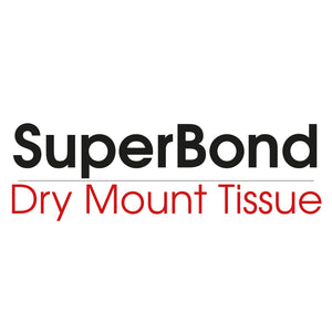 SuperBond Dry Mount Tissue - mountingsubstrates.com
