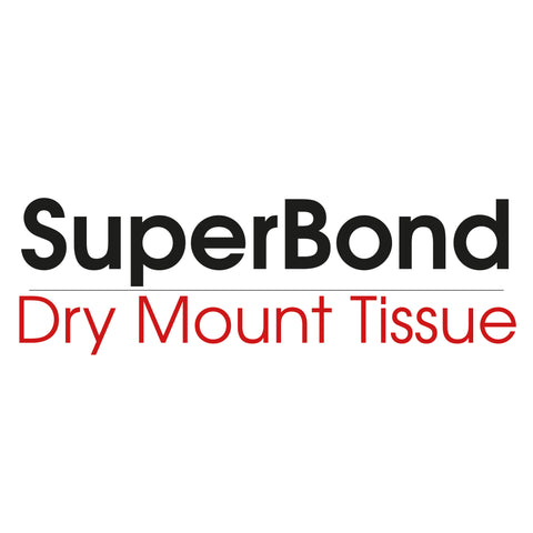SuperBond Dry Mounting Tissue - mountingsubstrates.com