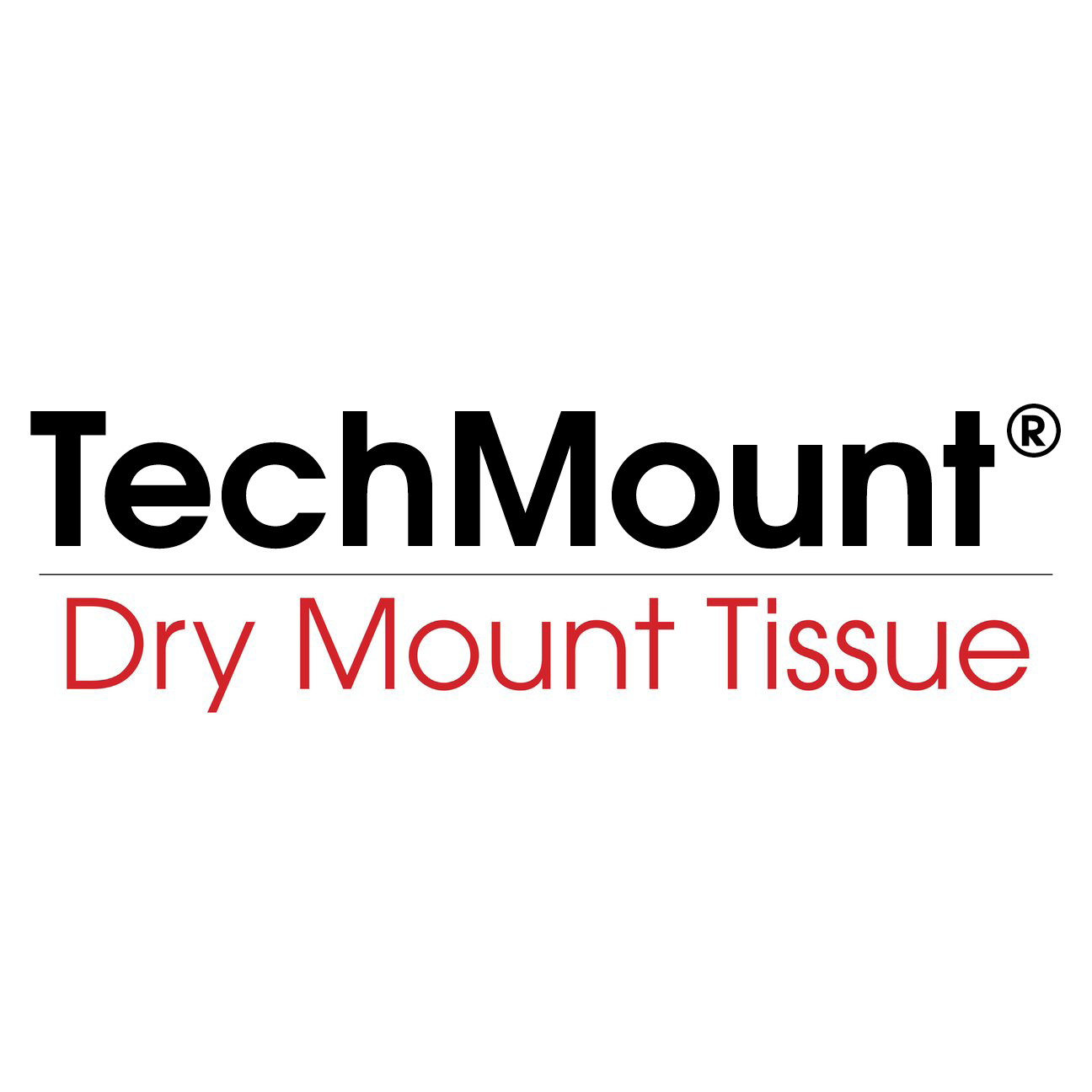 TechMount Dry Mounting Tissue [heat activated] - mountingsubstrates.com