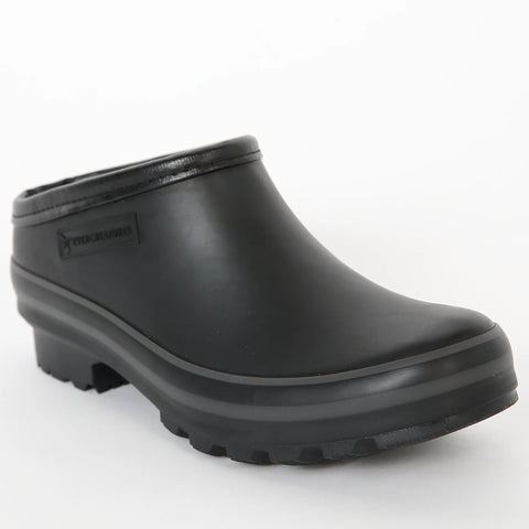 Evercreatures Ladies Clog Wellies All Black