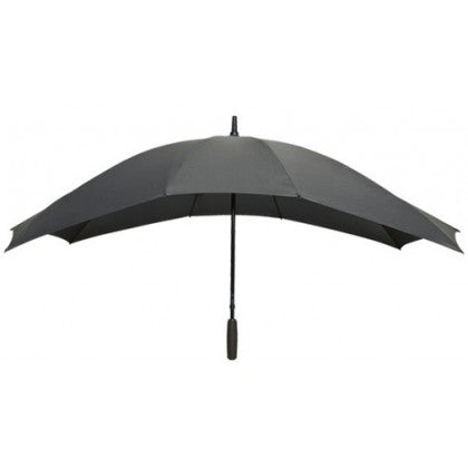 Duo Umbrella Two Person Size Grey