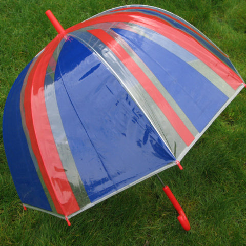 Ladies Umbrella Dome Union Jack
