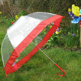 Childrens Umbrella Dome Prima Red