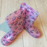Mud Rocks Children's Wellingtons Unicorn